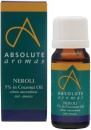 Absolute Aromas Neroli 5% Dilution in Coconut Oil
